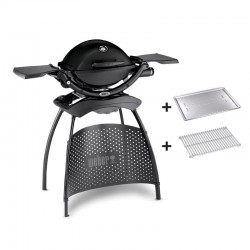WEBER Q1200 WITH STAND...